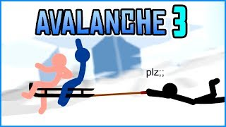 Avalanche 3 (hosted by The Gaurdian)