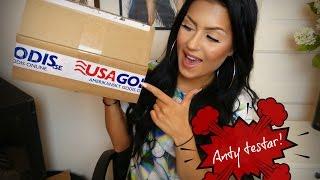 Anty testar: Godis från USA Part 3!