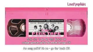 F(x) - Kick [English subs + Romanization + Hangul] HD