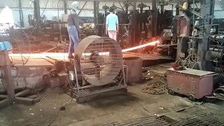 Iron Manufacturing Process