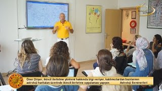İkincil İlerletme Pratik Çalışmaları Semineri / Astroloji Okulu - Öner Döşer - 19.07.2014