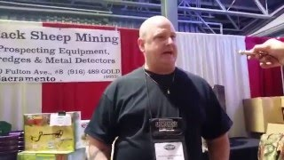 Sportsmens Expo 2016: Black Sheep Mining