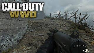 WAT EEN KAK WAPEN! (Call Of Duty WW2 PC Beta #7)