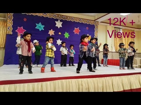 Xxx Mp4 School Children First Stage Performance Dancing On Lakadi Ki Kaathi Song 3gp Sex