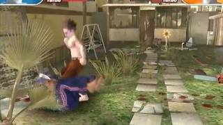 [PS2] Backyard Wrestling 2 - There Goes the Neighborhood Gameplay