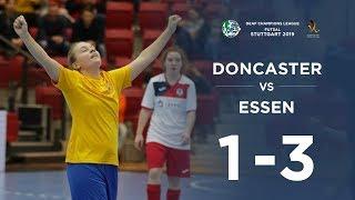 Futsal 2019   Women   Final   Doncaster D.F.C - G.T.S.V. Essen