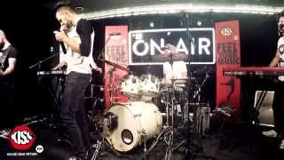 FreeStay - Trebuia sa fii tu (live @ Kiss FM)