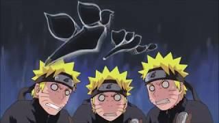 Kakashi le dice a Naruto que lo quiere (Español Latino)