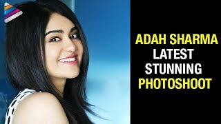 Adah Sharma Latest Stunning Photoshoot | Tollywood Actress Latest Pics and Photos | Telugu Filmnagar