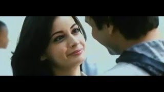diya mirza super hot yet short kiss with vivek oberoi from kurbaan