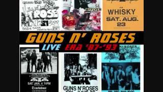 Guns N' Roses - Live Era '87-'93 Full Album