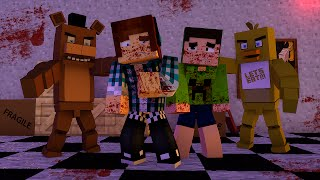 Minecraft: FIVE NIGHTS AT FREDDY'S - Aventuras Com Mods #23