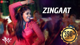 Zingaat Official Full Video - Sairat | Nagraj Manjule | Ajay Atul