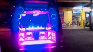 Skybox Van Service with Amin Hiace Thailand 2016