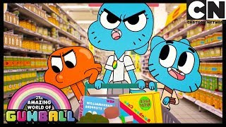 Gumball | Teaching Mom A Lesson | The Limit | Cartoon Network