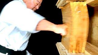 The most dangerous punch | Okinawa Karate | Masaaki Ikemiyagi | 最も危険な突き | 池宮城政明先生 | 沖縄空手