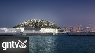 Louvre Abu Dhabi opens its doors to the public