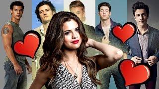 TOP 10 novios de Selena Gomez