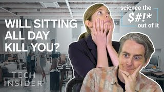 The science of why sitting all day is bad for your health