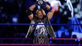 WWE Aj Styles Tribute - Always