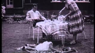Accidents at Home, 1950's - Film 47865