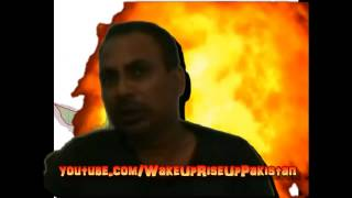 MQM Are Turning Our Country Into Hell With Ajmal Pahari - Burning Pakistan Series