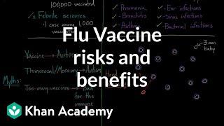 Flu Vaccine Risks and Benefits