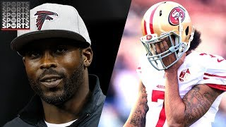 Michael Vick Had Some Strange Words About Kaepernick