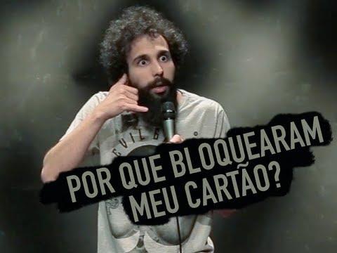 Xxx Mp4 BLOQUEARAM MEU CARTÃO TÔ DESESPERADO Murilo Couto Stand Up Comedy 3gp Sex