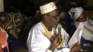 Thierno Abdallahi DIA Ziara Annuelle Boghé 2011-partie-1 Et Oustaz Ba