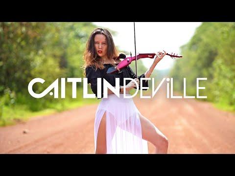 Rockabye (Clean Bandit ft. Sean Paul & Anne-Marie) - Electric Violin Cover | Caitlin De Ville