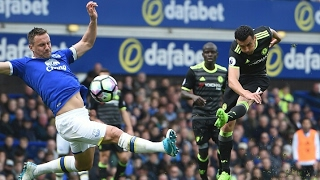 Everton VS Chelsea 0-3 All Goals And Highlights