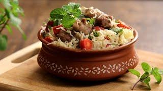 Mutton Yakhni Pulao   Kashmiri Yakhni Pulao - Maincourse Recipe   The Bombay Chef - Varun Inamdar