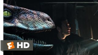 The Lost World: Jurassic Park (6/10) Movie CLIP - Raptor vs. Gymnast (1997) HD