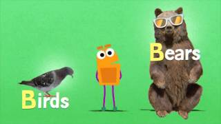 ABC Song  The Letter B, 'B is For Boogie' by StoryBots