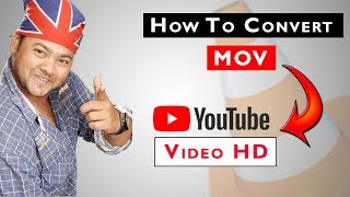 How To Convert MOV To Video For YouTube HD