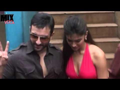 SEXY PINK GOWN of Deepika Padukone
