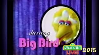 Vintage Sesame Street Live! Commercial's