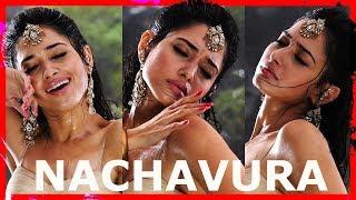 Song Edit - Nachavura   Badrinath (2011)   Tamanna, Allu Arjun   Slowmotion   Musical   1080p HD