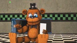 CUTEST FNAF Animations EVER (Cute Five Nights at Freddy
