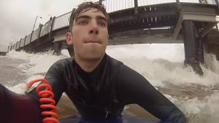 Bodyboarding: Under The Wharf
