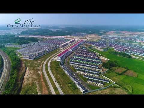 Xxx Mp4 Pembangunan Kota Baru Terpadu Citra Maja Raya 2600 HA Per Juli 2018 3gp Sex