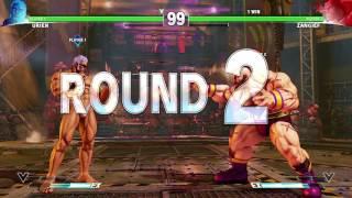 SFV - WR2: Nakadashi (Urien) vs. Sushi Heaven (Zangief, Rashid) - Fight Night #49