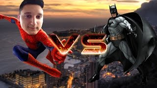 SPIDERMAN VS BATMAN?!