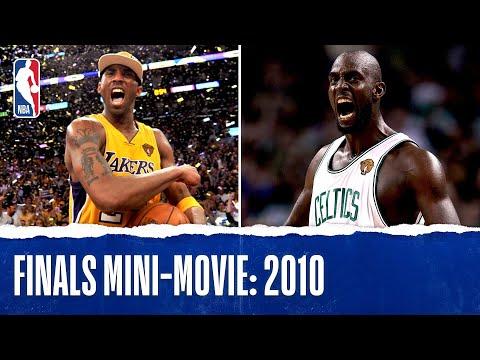 Kobe Captures 5th NBA Title & Lakers 16th In Franchise History Vs. Celtics