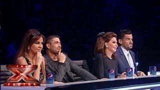 الحلقة الواحد والعشرون كاملة - العروض المباشرة الاسبوع 7 - The X Factor 2013