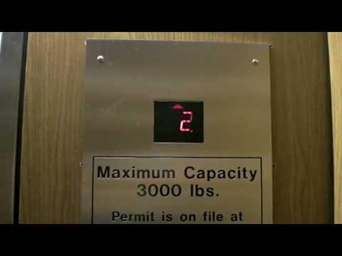 Otis Traction Elevators at the IU School of Business