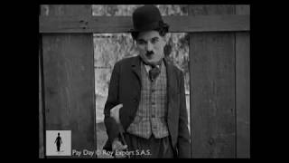 Charlie Chaplin - Late for Work (Pay Day)