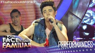 "Your Face Sounds Familiar: Sam Concepcion as James Reid - ""Natataranta"""