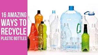 16 NEW AMAZING Ideas with Plastic Bottles! DIY